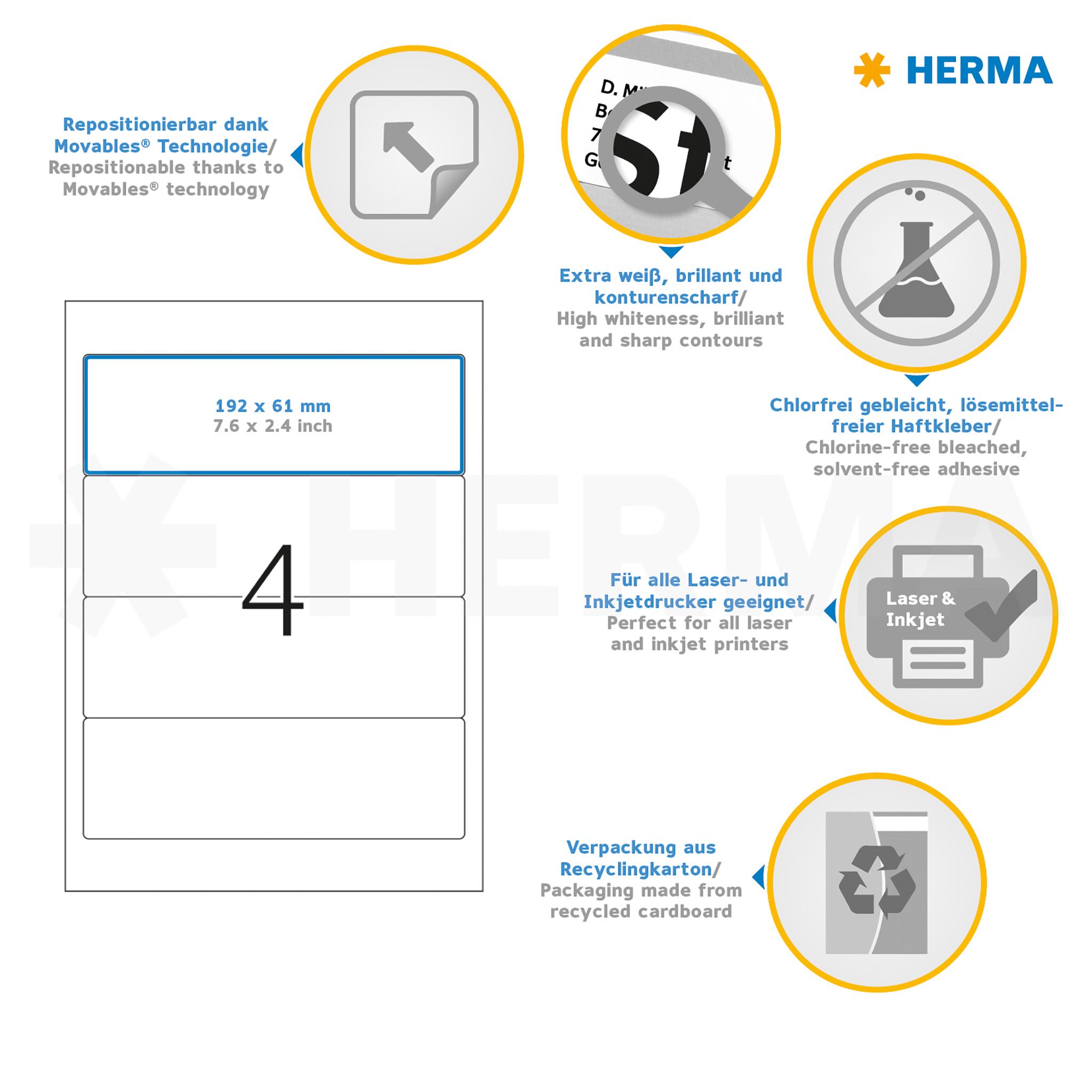 6923 Herma cápsula Stickers-Rana De Vacaciones
